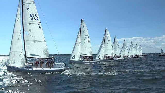 US Yacht Club Invitational Regatta 2014