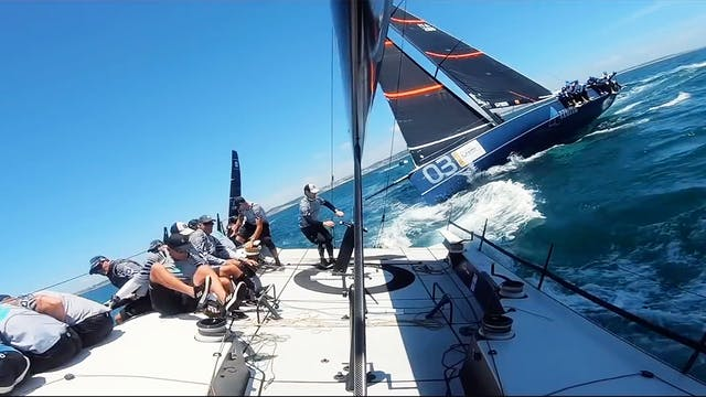 Puerto Sherry 52 SUPER SERIES Royal C...
