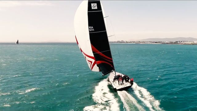 Cape Town 52 SUPER SERIES 2020 - Day One