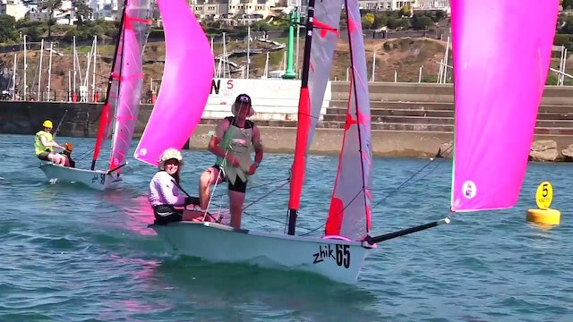 Zhik UK 29er National Championships 2016 - Final Day