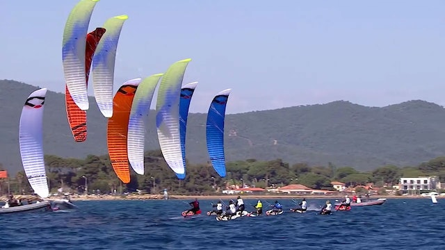 World Sailing SWC - Hyeres 2017 - Formula Kite Highlights