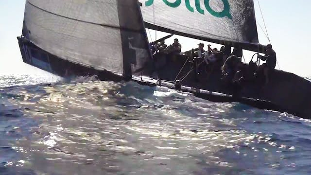 RC44 Calero Marinas Cup 2017 - Day One