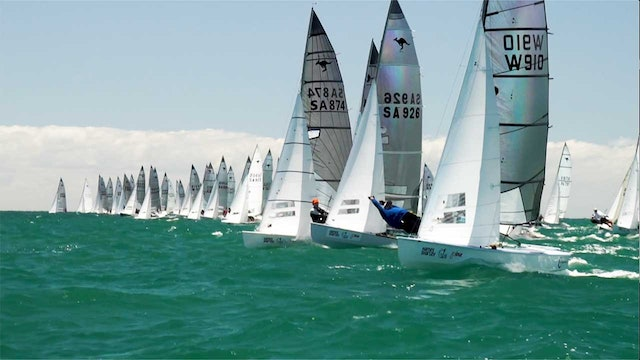 76th Australian Sharpie Nationals - Day Five