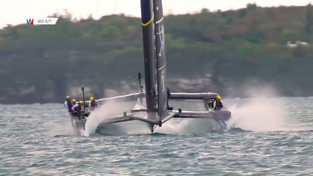 35th America's Cup - 11th June - Challenger Playoffs Final