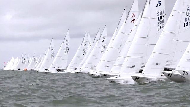 Etchells World Championship 2016 - Day Five