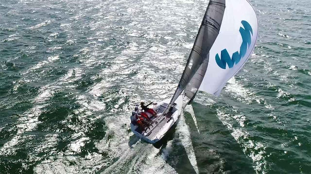 Melges 20 Miami Winter Series - Event 1 - Day One