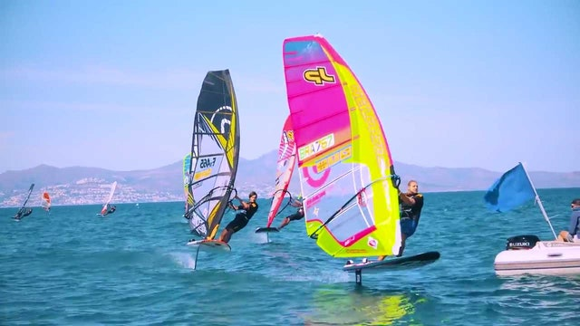 PWA World Cup Catalunya Costa Brava - Day One