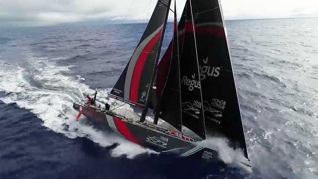 Volvo Ocean Race 2017/8 - Week 14 Wra...