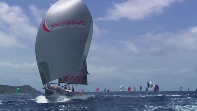 Les Voiles de St Barth 2015 - Wrap Up - Un Grand Cru