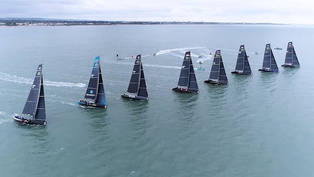 44Cup Cowes 2021 - Day 1