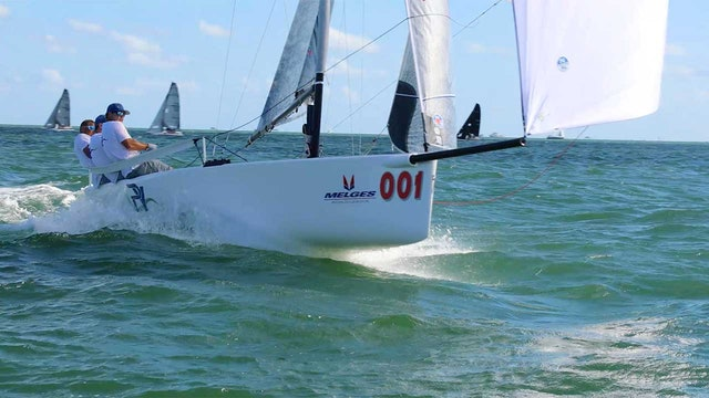 Melges 20 Miami Winter Series - Event 1 - Highlights