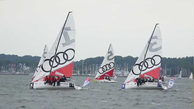 Kiel Week 2018 -  Sailing Highlights - Day 3