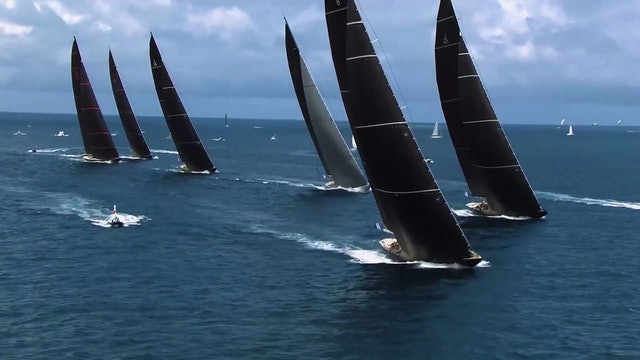 America's Cup Superyacht Regatta - Final Day