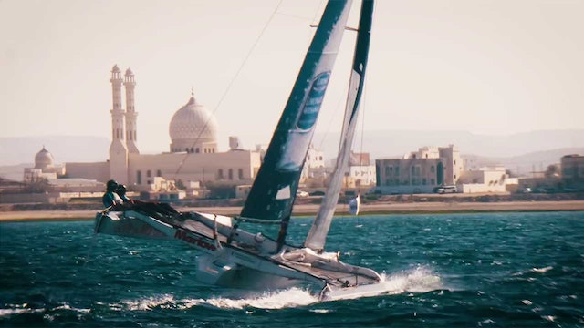 EFG Sailing Arabia - The Tour - Ras Al Hadd - Sur Leg 4