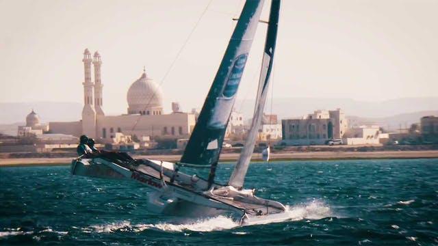 EFG Sailing Arabia - The Tour - Ras A...