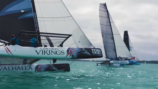 M32 North American Series - Bermuda 2016