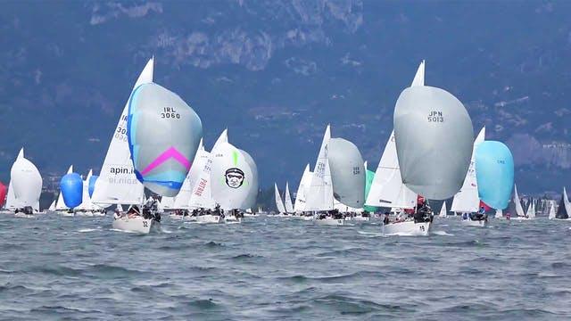 J24 World Championship 2018 - Final Day