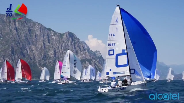 ALCATEL J/70 Cup 2017 Open Italian Nationals - Malcesine