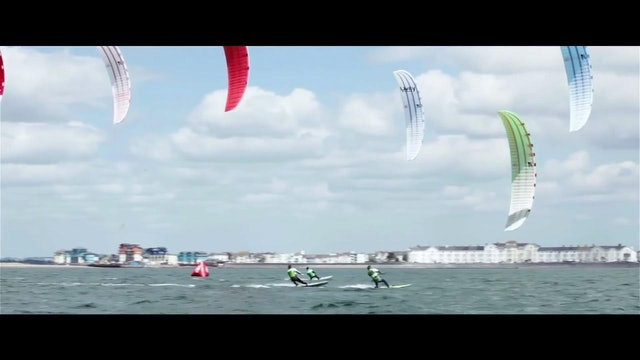 Edge Race Cup 2015 - Kitesurfing Race Competition