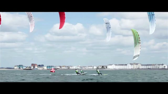 Edge Race Cup 2015 - Kitesurfing Race...