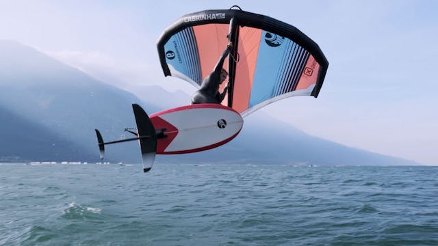 Eight Steps To Get Wingsurfing Air - ...