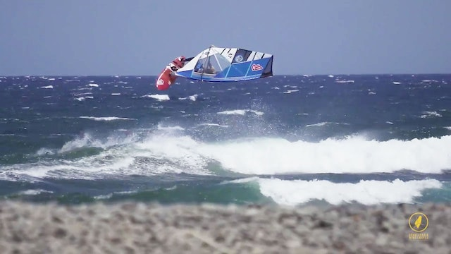 Gran Canaria 2017 Wind & Waves PWA World Cup - Day 4