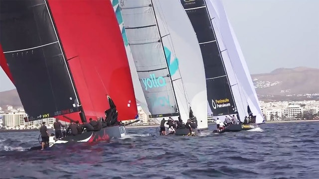 RC44 Calero Marinas Cup 2017 - Day Two