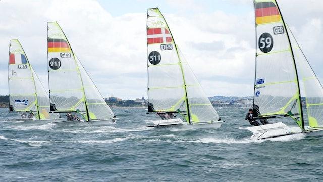 2020 49er, 49er FX & Nacra 17 Oceania Champs - Day Three
