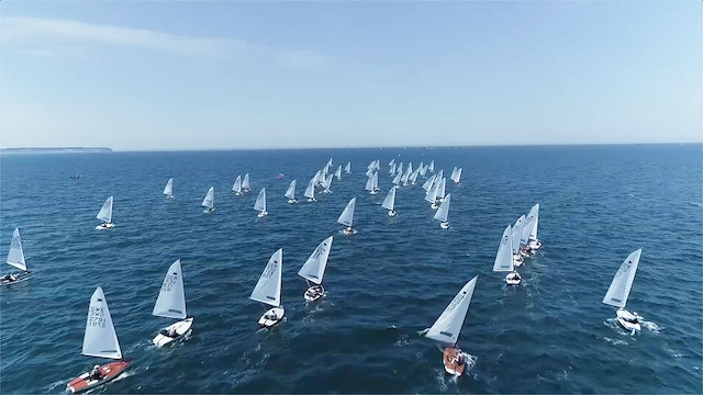 Kiel Week 2019 - Sailing Highlights - Day 4