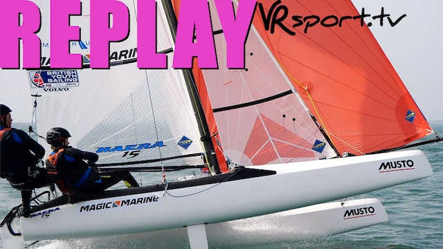 TME - RYA Youth Nationals 2019 - Day Four