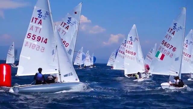 2017 Italian 420 Nationals - Day Thre...