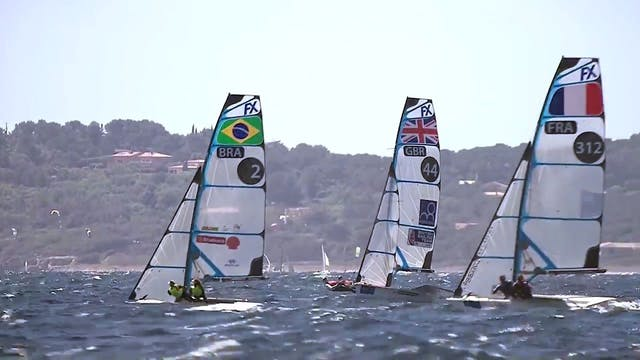 World Sailing SWC - Hyeres 2017 - 49e...