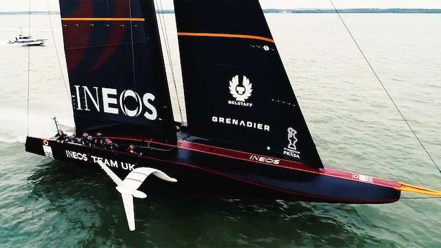 INEOS Team UK - Closing The Gap