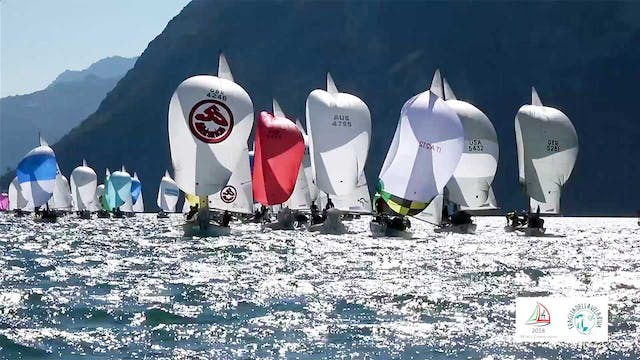 J24 World Championship 2018 - Day One