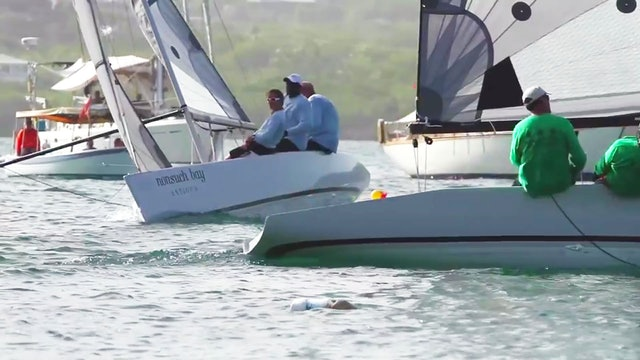 Antigua Sailing Week 2015 - Lay Day & Nonsuch Bay RS Elite Challenge