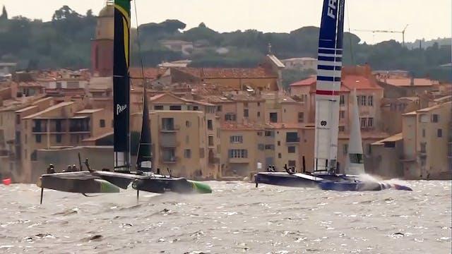 SailGP - France - Practice Day