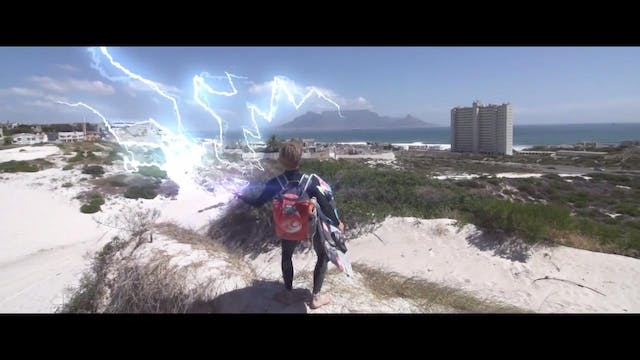 THE FX MAN - a kiteboarding short film