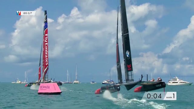 35th America's Cup - 17th June - The ...