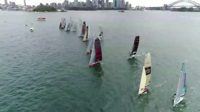 JJ Giltinan Trophy 2017 - Race 4 - Full Coverage