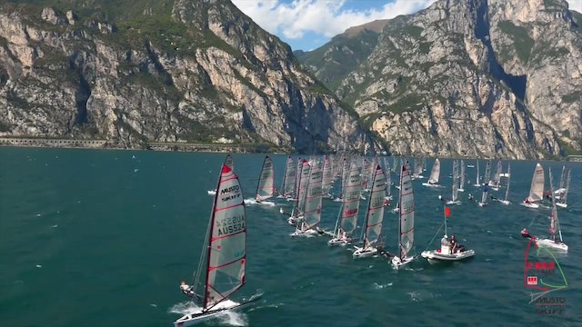 ACO Musto Skiff World Championships 2015 - Day 4