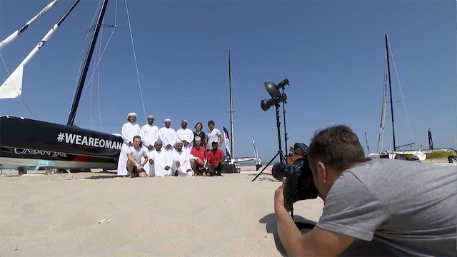 Oman's Teams Aiming To Excel At The Tour Voile 2018