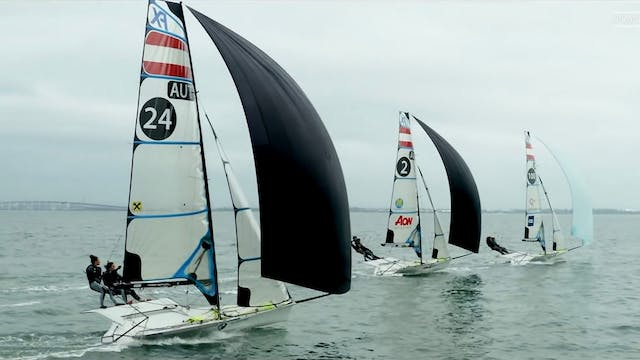 Candidate Sailing - The Pressure To S...