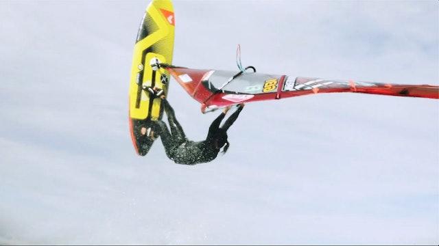 Dos Gringos - A Windsurf Action Clip