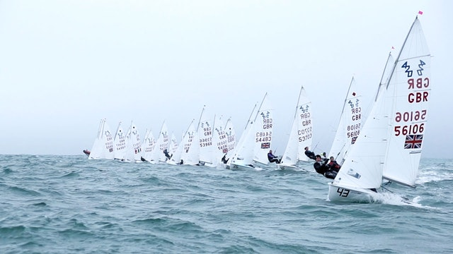 2018 GBR 420 Spring Champs Wrap Up