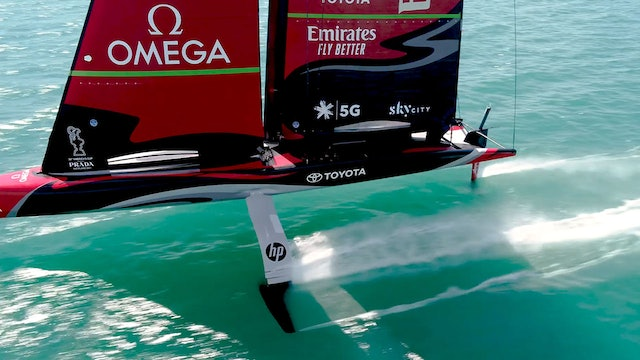 Emirates Team NZL - Three Years On - Not Long Now