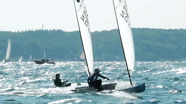 Kiel Week 2021 - Sailing Highlights - Day 2
