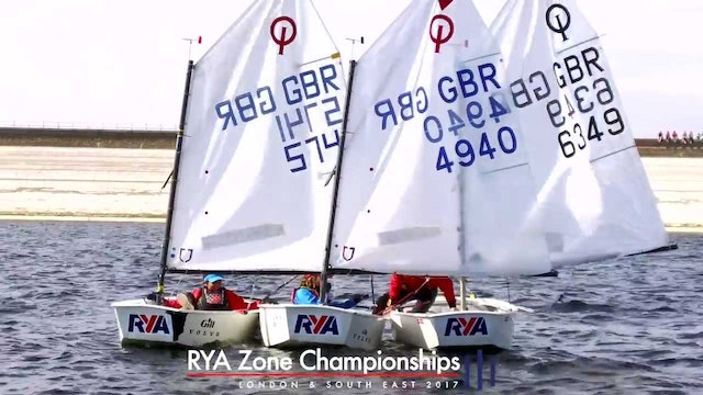 RYA Zone Champs 2017 - London & South East Wrap Up