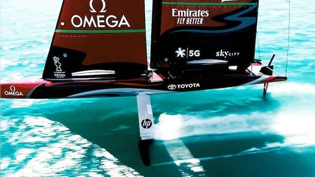 The Emirates Team New Zealand Story