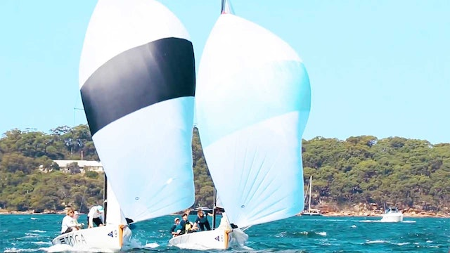 Hardy Cup Sydney International Match Racing - Finals