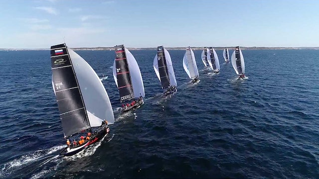 RC44 Marstrand Cup 2018 - Day One